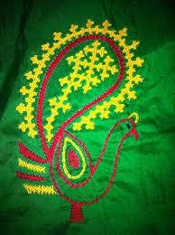 Sindhi Kadhai Design Sindhi Embroidery Interlacing Embroidery Hubpages