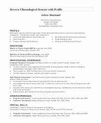 Survey Researcher Sample Resume Amazing 48 Best Of Photograph Resume Profile Samples For Researchers