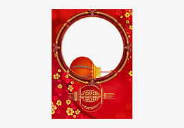 chinese new year frames 2017 chinese new year 2017 photo frame