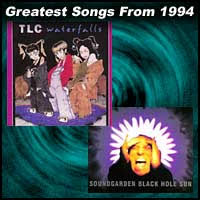 Prior to 1994, most soundtracks were either a collection of new songs or a compilation of classic hits, serving to sum up a generation's tastes (the big chill) or capture a moment in time. 100 Greatest Songs From 1994