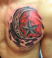 значение татуировок в со звездами топ 3 видов звезд 80 фото