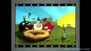 Free Angry Birds Computer Game From Intel App Up [Limited Time Only] -  YouTube