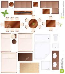 Simple Furniture Plans Trendy Stock Vector Set Of Simple Flat Vector Icons Furniture For