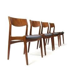 vintage teak furniture. Vintage Teak Danish Dining Chairs Set Of 4 Vintage Teak Furniture
