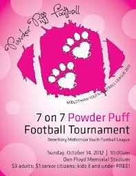 powder puff football flyers midlothian tx official website