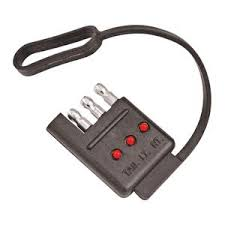 reese towpower 4 way flat trailer wiring circuit tester 85484 4 Pin Trailer Wiring Problems image of reese towpower circuit tester part number 85484 4 Pin Trailer Wiring Harness Checker
