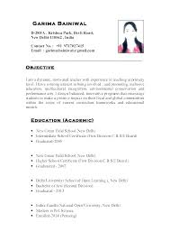teacher job resumes sample teaching resume teacher resume teacher resume by format