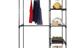 floor hanging jewelry rack door mounted pant closetmaid tie clothes wheels beyond target organizer diy