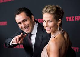 Demian Bichir announces the death of his wife on Instagram