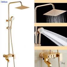 Kupfer Armatur Dusche Konzept Armaturen