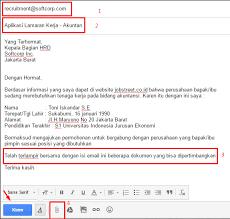Untuk terlihat profesional, kamu harus mengkonversi surat lamaran tersebut dalam bentuk pdf. Contoh Surat Permohonan Kerjasama Via Email Contoh Surat