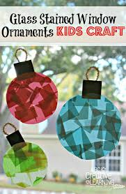 Stained Glass Christmas Ornament Patterns Custom Inspiration