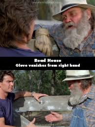 Roadhouse Quotes Stunning Road House 48 Movie Mistakes Goofs And Bloopers All On One Page
