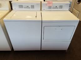 kenmore washer and dryer set. kenmore 90 series washer \u0026 dryer set image and 0