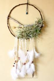 Dream Catcher Christmas Ornament Dreamcatchers and Air Plants Sweet Dreams Guaranteed 99