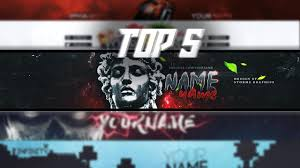 Best Youtube Banner