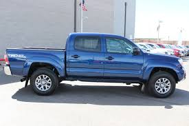 Pre-Owned 2015 Toyota Tacoma Base Double Cab Truck in Santa Fe ...
