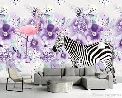 Custom Fashion Wallpaper Modern Fashion Light Luxury Hand Painted