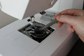 How To Put Bobbin In Brother Sewing Machine