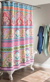 colorful fabric shower curtains. Full Size Of Shower:colorful Fabric Shower Curtains Walmart Kids Curtain For Look Staggering Photo Colorful O