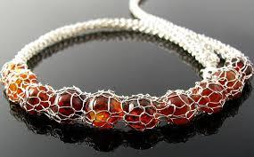 view in gallery diy wire crochet bracelet