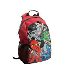 LEGO Ninjago Team Heritage Basic Backpack Backpack ** Want additional info?  Click on the image. (This is an affil… in 2020 | Backpacks, Classic backpack,  Star wars backpack