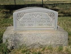 Geneva Page Finch (1885-1962) - Find A Grave Memorial