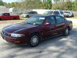 2002 Buick LeSabre, 2001 buick lesabre - JohnyWheels
