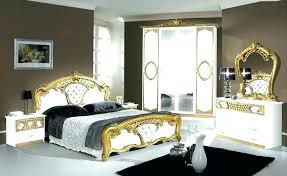 Black White Gold Bedroom Imposing Black White Gold Bedroom Black ...
