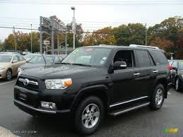 Black 2012 Toyota 4Runner SR5 4x4 Exterior Photo #72682123 ...