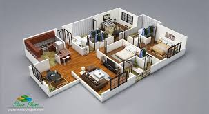 floor plan 3d. 3D Floor Planz Plan 3d O