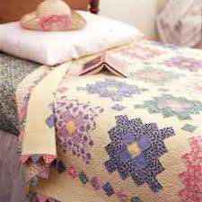 Pattern: Almost A Flower Garden - The Quilting Company & About this Quilt Adamdwight.com
