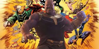 MCU Theory: Why The Eternals Weren't In ...