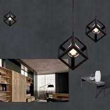 Hot Square Led Chandelier For Living Room Dining Room