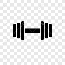 Weights Measures Chart Weights Vector Icon Isolated On Transparent Background Weights