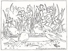 Free Printable Nature Coloring Pages Awesome Garden Coloring Pages