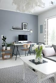 paint ideas for home office. 20 Remarkable And Inspiring Grey Living Room Ideas Paint For Small Office Space Home