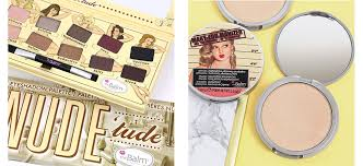 thebalm mi a retro aesthetic with cheeky puns for their names but the most important thing about this halal makeup brand is that they don t test
