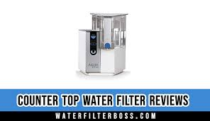 9 best countertop water filters of 2020