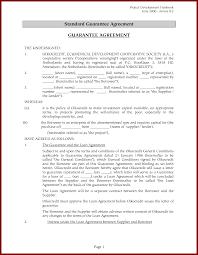 personal loan agreement sample sendletters info loan agreement letter and letter of guarantee