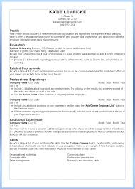 Resume Best Practices Resume Cv Cover Letter