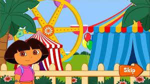 doras carnival adventure 2 cartoon games