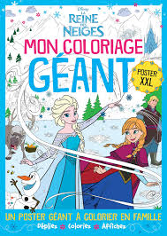 Coloriage Geant Disneyllll L