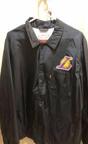 levi s lakers jacket