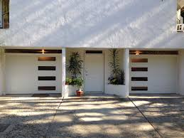 garage door c16 contemporary designs long panel w obscure glass windows down the side