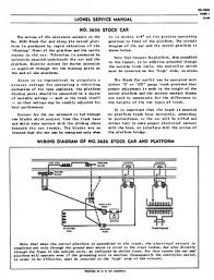 wiring diagram lionel cattle car wiring image repair manual page set for the lionel 3656 operating cattle car on wiring diagram lionel cattle