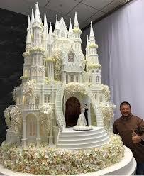 Beautiful Castle Wedding Cake Beautiful Cakes Wedding Cakes