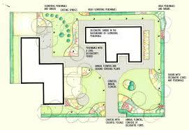 Garden Layout Ideas Simple Design Home Span New N Backyard ...