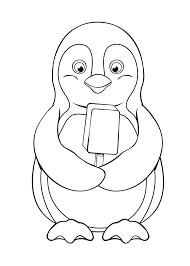 Pinguin Kleurplaat 36 Leuke Kleurplaten Van Pinguins Tijd Met