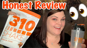 310 nutrition shake honest review